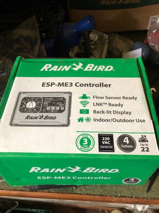 Rain Bird controller box